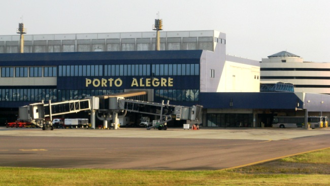 Aeropuerto Internacional Salgado Filho de Porto Alegre