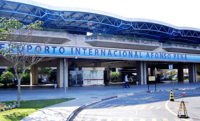 Aeropuerto de Curitiba