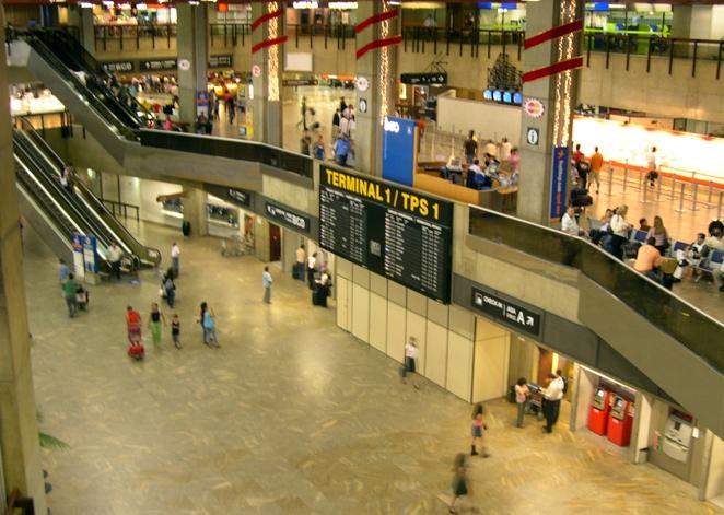 Aeropuerto Internacional Guarulhos