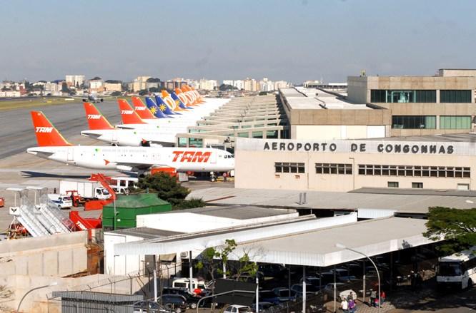 Aeropuerto Doméstico Congonhas