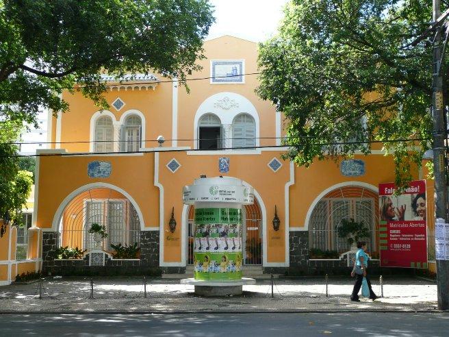 Aprender portugués en el Goethe Institute de Salvador de Bahía