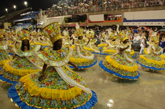 Danzas de Brasil