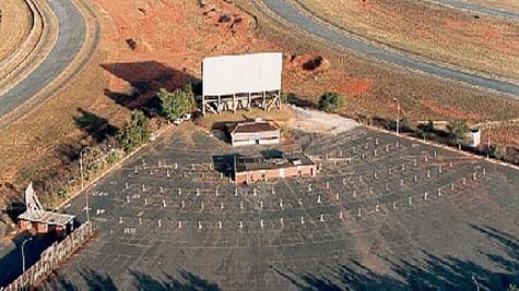 Autocine de Brasilia