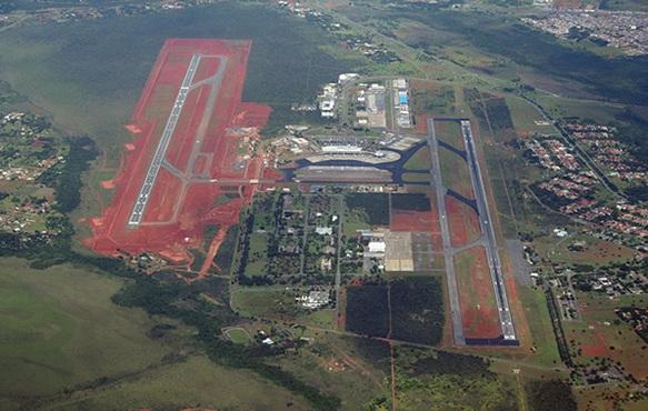 Como llegar a Brasilia en avión