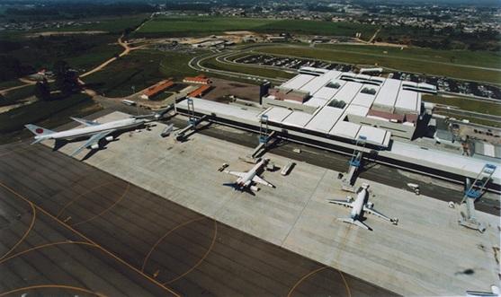 Llegar a Curitiba en avión