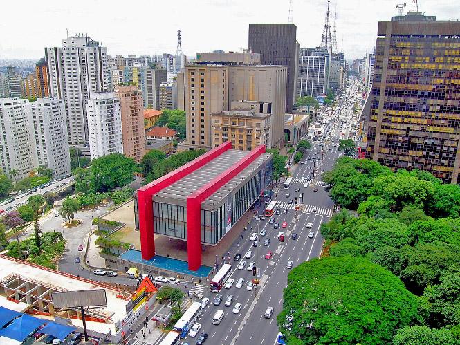 Museo de Arte Moderno de San Pablo