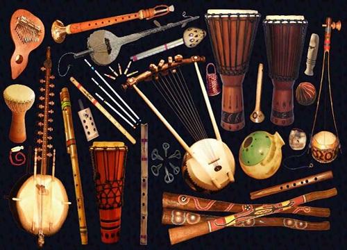 Artesanías en Cuiabá