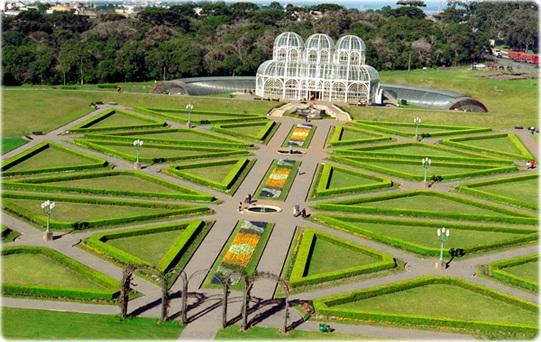 Jardin Botánico de Curitiba