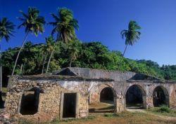 Fortaleza Tapirandú en el Morro de San Pablo