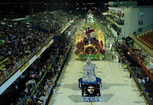 sambódromo Nego Querido - Florianópolis
