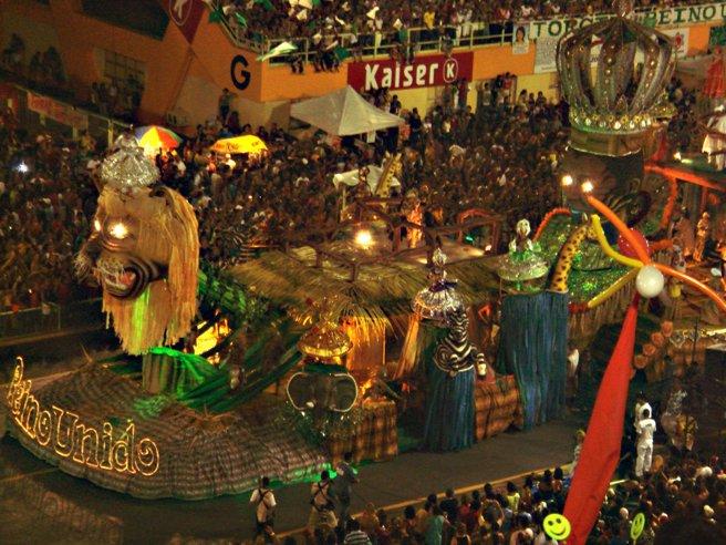 Carnaval en Manaus