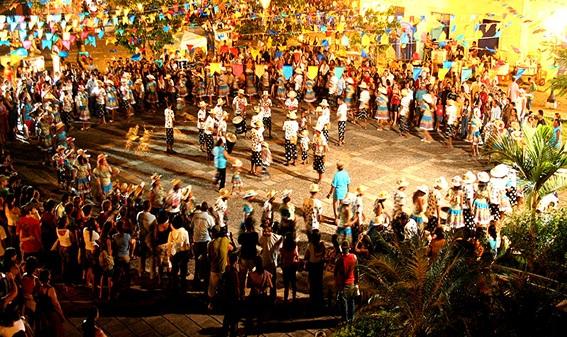 Fiestas Juninas de Pipa