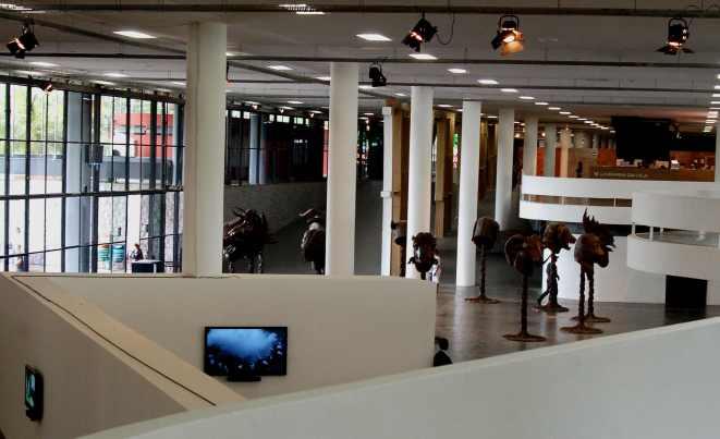 Edificio Bienal del Parque Ibirapuera