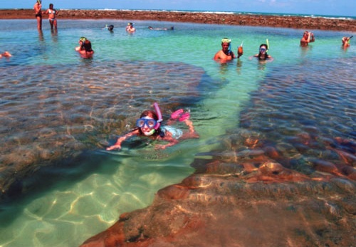 Deportes acuáticos en Natal