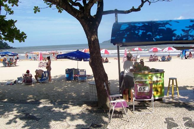 Playa en Camboriú