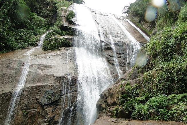 Cascada en Ilhabela