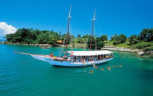 Paseos en barco en Paraty