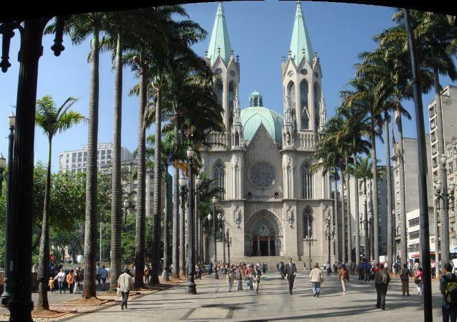Catedral Metropolitana de San Pablo