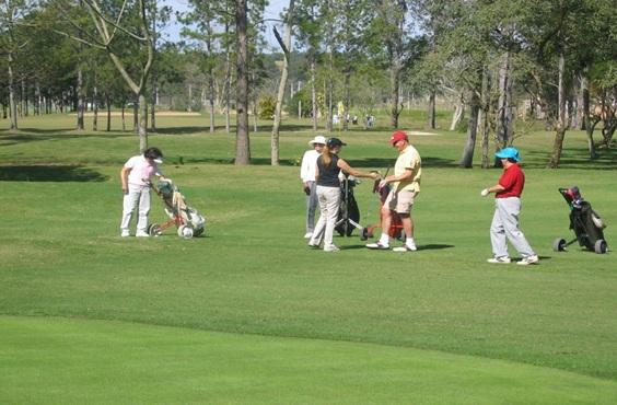 Golf en Belém