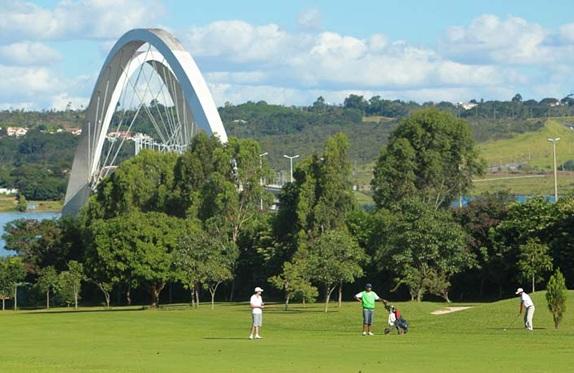 Golf en Brasilia