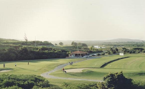 Golf en Buzios