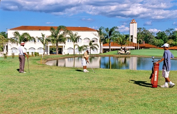 Golf en Foz de Iguazú