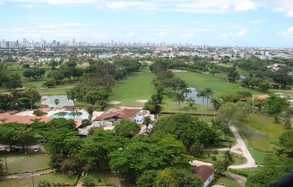 Golf en Recife