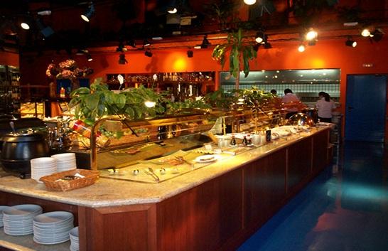 Restaurantes con rodizios