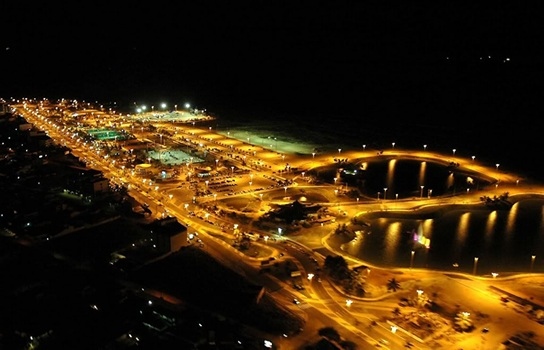 La vida nocturna en Aracaju