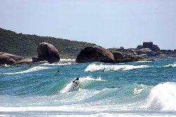 Surf en Playa Mole