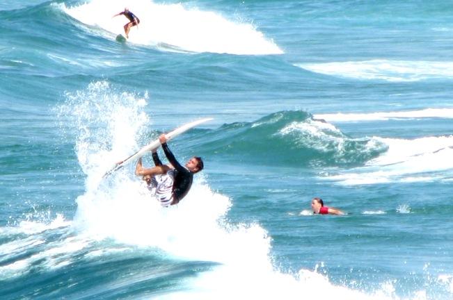 fotos playas surf: