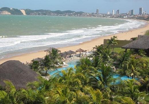 Las playas de Natal