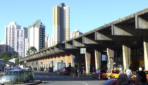 Llegar y moverse en Curitiba