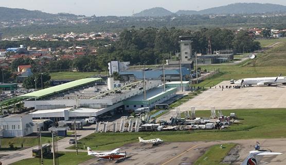 Aeropuerto Internacional de Florianópolis