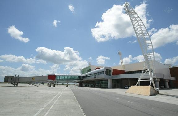 Aeropuerto internacional de Maceió