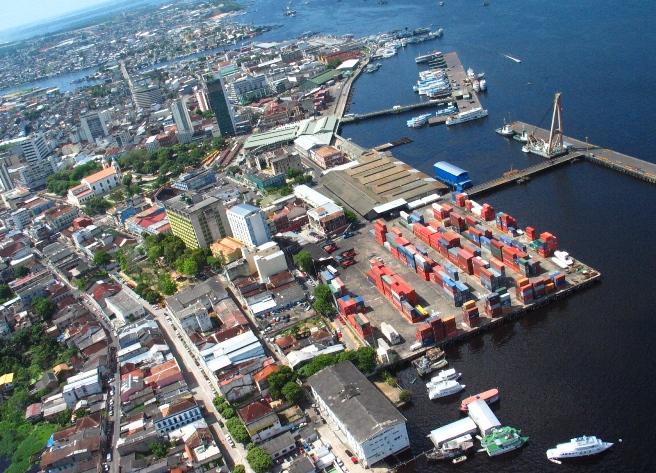 Puerto de Manaus