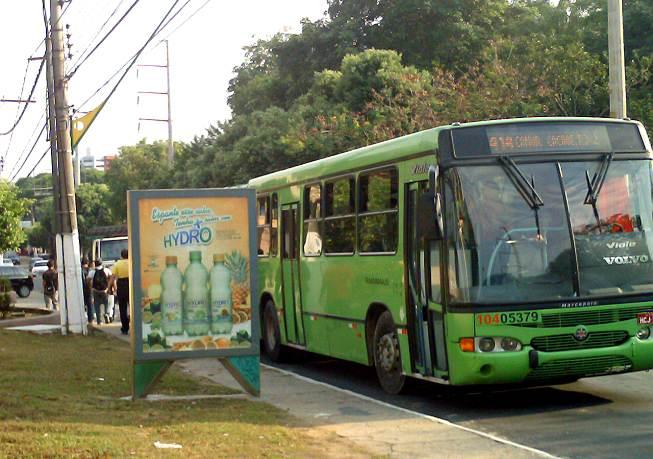 Ómnibus en Manaus