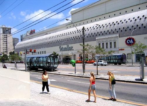 Shopping Mueller de Curitiba