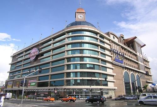 Shopping Palladium de Curitiba