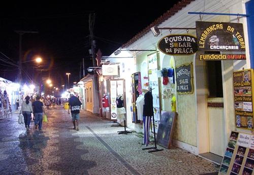 Lugares de compra en Porto Seguro