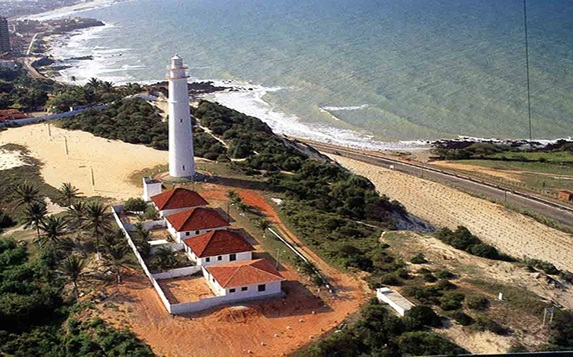 Faro de la Mae Luiza de Natal