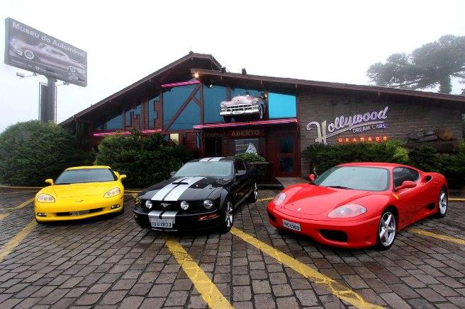 Museo del Automóvil en Gramados