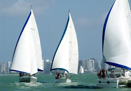Navegación en Fortaleza