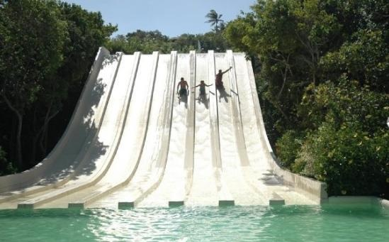 Toboganes Paradise Water Park 2