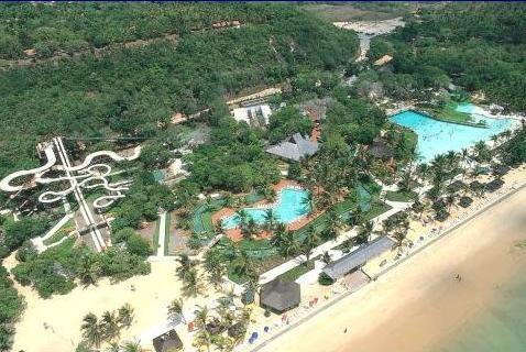 Parque acuático Paradise Water Park