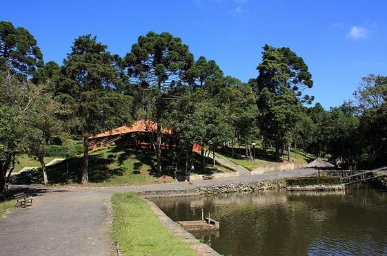 Parques de Curitiba