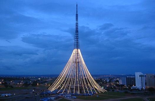 Torre de Televisión de Brasilia