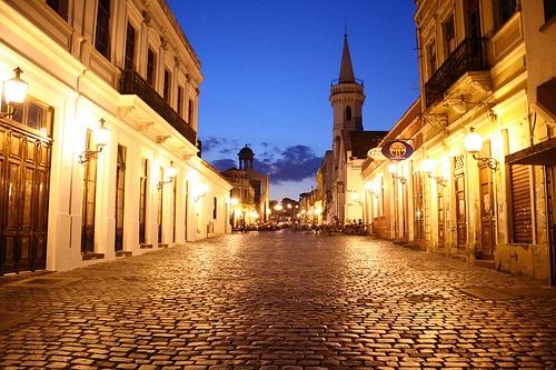 Sector histórico de Curitiba