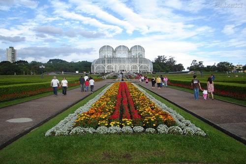 Paseos en Curitiba