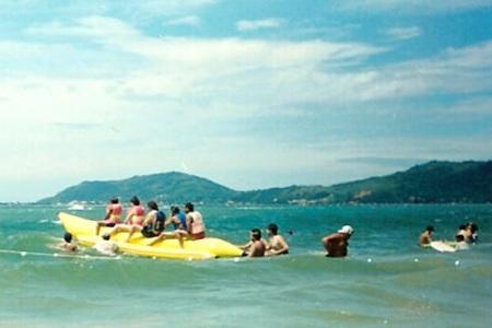 Playa Canasvieiras, Florianópolis
